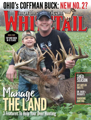 North American Whitetail Spring 2016