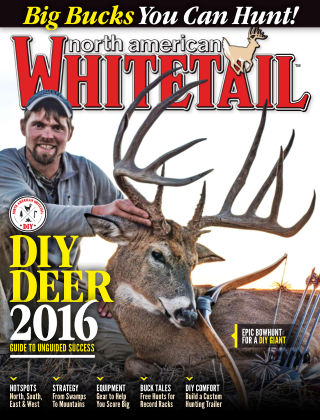 North American Whitetail Aug 2016