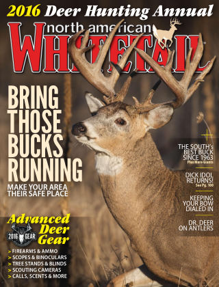 North American Whitetail Sep 2016