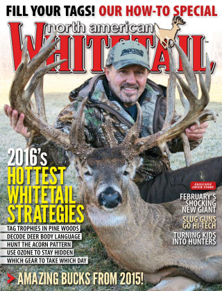 North American Whitetail Oct 2016