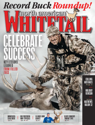 North American Whitetail Dec-Jan 2017