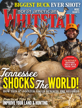 North American Whitetail Spring 2017