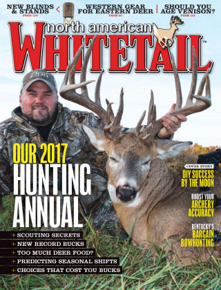 North American Whitetail Sep 2017