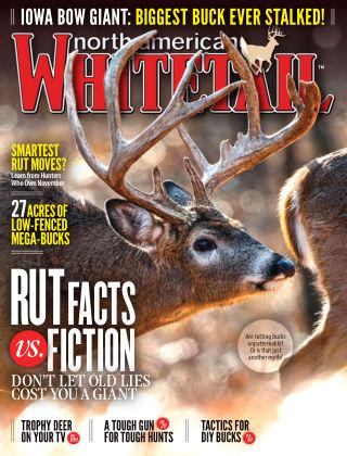 North American Whitetail Nov 2017
