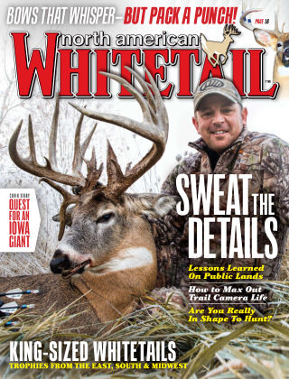 North American Whitetail Jul 2018