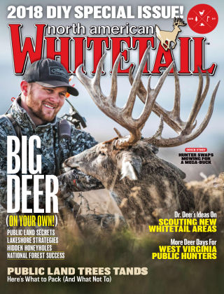 North American Whitetail Aug 2018