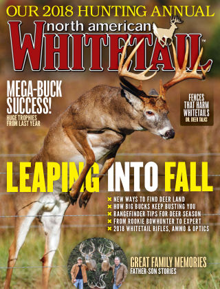 North American Whitetail Sep 2018
