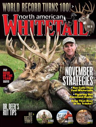 North American Whitetail Nov 2018