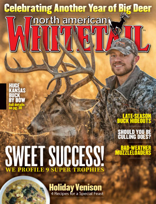 North American Whitetail Dec-Jan 2019