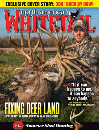 North American Whitetail Spring 2019