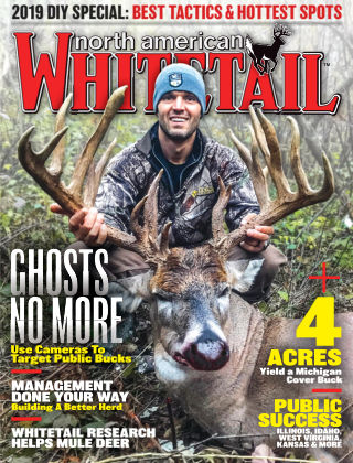 North American Whitetail Aug 2019
