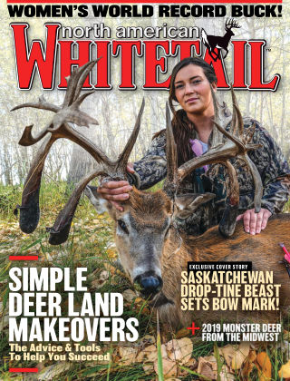 North American Whitetail Spring 2020