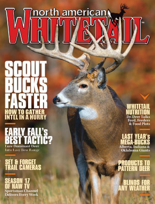 North American Whitetail July 2020