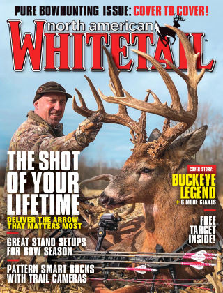 North American Whitetail August 2020