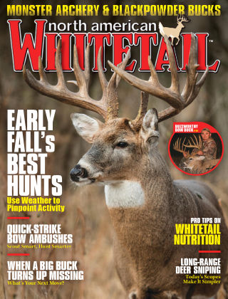 North American Whitetail September 2020