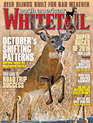North American Whitetail October 2020