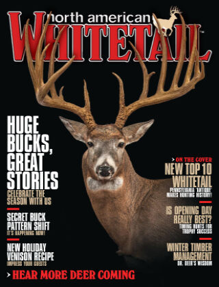 North American Whitetail Dec Jan 2021