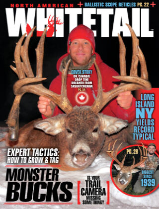 North American Whitetail Sept-Hunting Annual