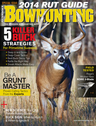 Petersen's Bowhunting Nov / Dec 2014