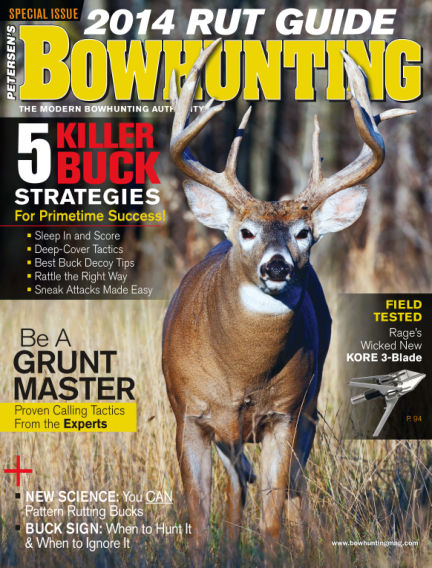 Petersen's Bowhunting October 14, 2014 00:00