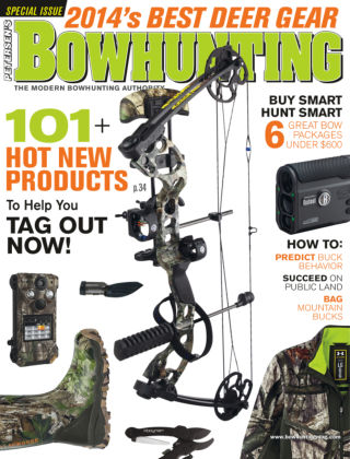 Petersen's Bowhunting October 2014