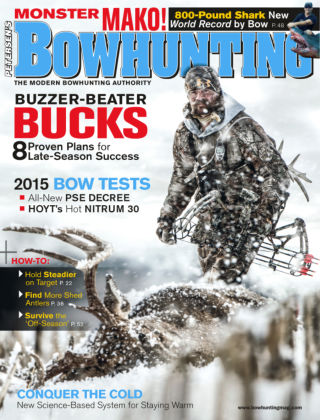 Petersen's Bowhunting Jan / Feb 2015