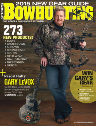 Petersen's Bowhunting March 2015