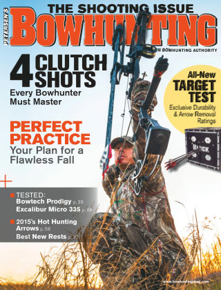 Petersen's Bowhunting July 2015