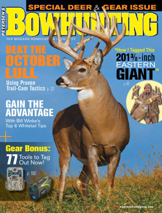 Petersen's Bowhunting October 2015
