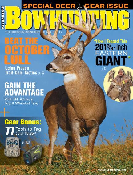 Petersen's Bowhunting September 15, 2015 00:00