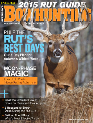 Petersen's Bowhunting Nov / Dec 2015