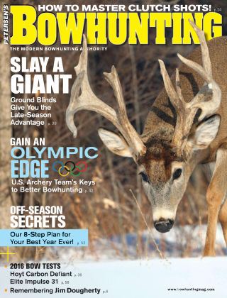 Petersen's Bowhunting Jan-Feb 2016