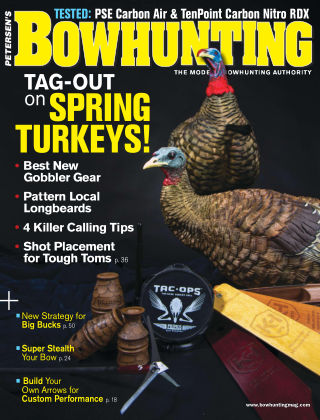 Petersen's Bowhunting Apr-May 2016