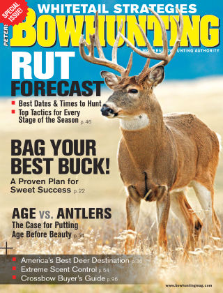 Petersen's Bowhunting Oct 2016