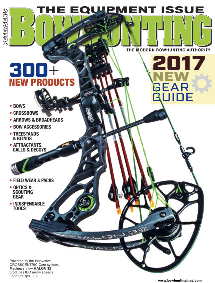 Petersen's Bowhunting January 31, 2017 00:00