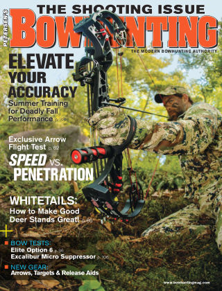 Petersen's Bowhunting Aug 2017