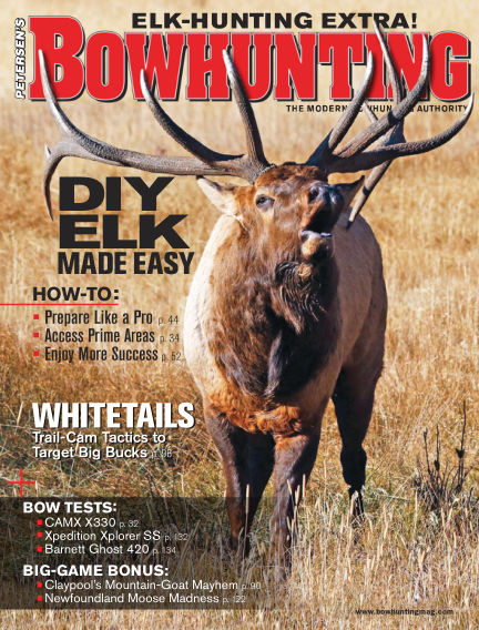 Petersen's Bowhunting August 01, 2017 00:00