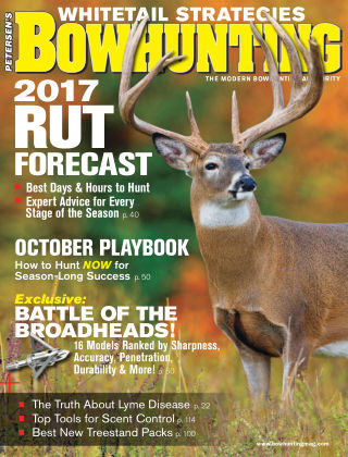 Petersen's Bowhunting Oct 2017