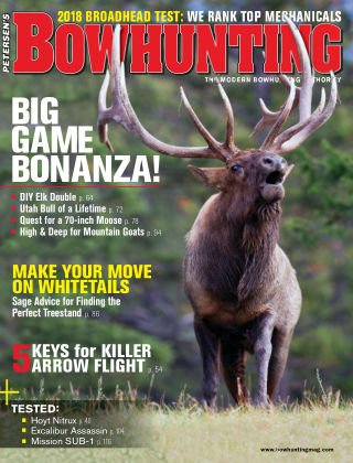 Petersen's Bowhunting Sep 2018