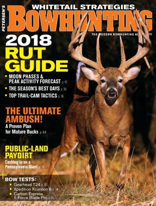 Petersen's Bowhunting Oct 2018
