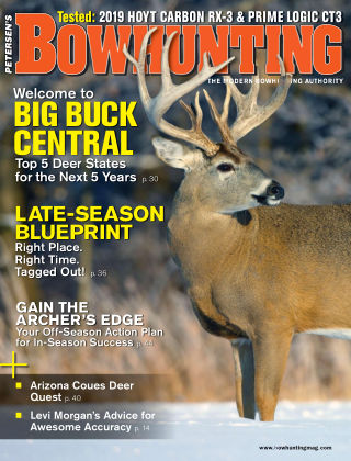 Petersen's Bowhunting Jan-Feb 2019