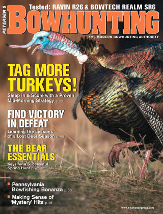Petersen's Bowhunting Apr-May 2019