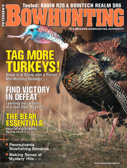 Petersen's Bowhunting February 26, 2019 00:00