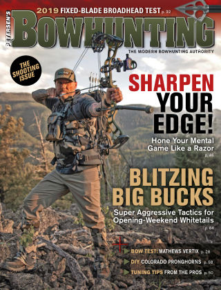 Petersen's Bowhunting Aug 2019