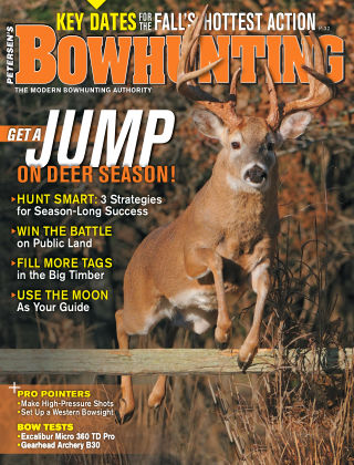 Petersen's Bowhunting Oct 2019