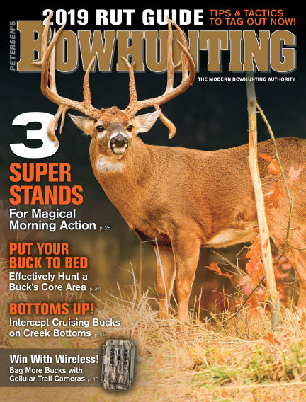 Petersen's Bowhunting October 08, 2019 00:00