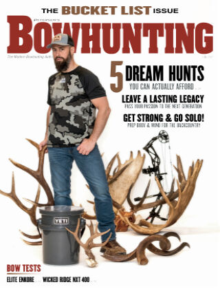 Petersen's Bowhunting July