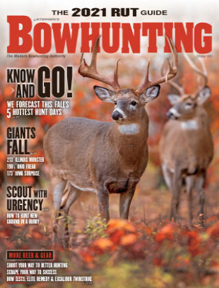 Petersen's Bowhunting October
