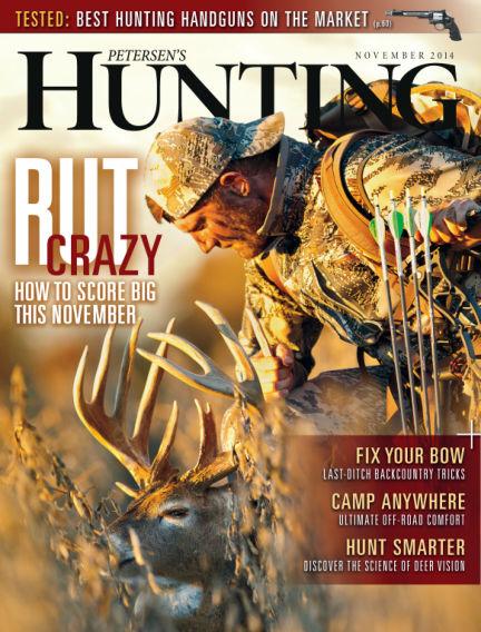Petersen's Hunting October 14, 2014 00:00