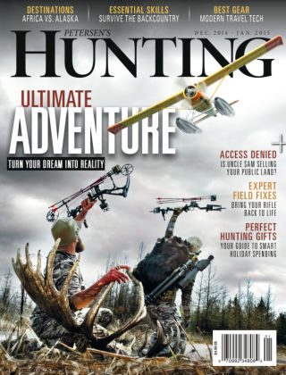 Petersen's Hunting Dec / Jan 2015